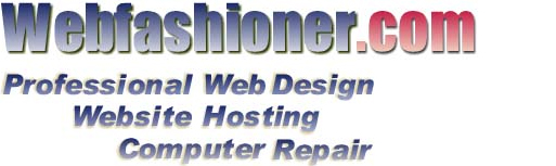 WEB DESIGN & COMPUTER REPAIR