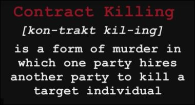 Contract Killing